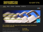 View More Information on Queanbeyan Auto Dismantlers