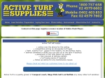 View More Information on Active Turf Supplies