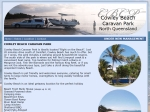 View More Information on Cowley Beach Caravan Park