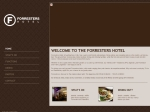 View More Information on Forresters Hotel