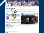 View More Information on Xenos Restaurant & Cafe