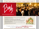 View More Information on Basils Seafood Restaurant
