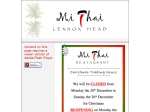 View More Information on Lennox Head Thai (Mi Thai)