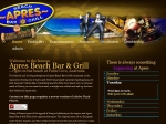 View More Information on Apres Beach Bar & Grill Palm Cove