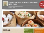View More Information on Baan Bangkok, New Farm