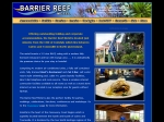 View More Information on Reef's Restaurant At Barrier Reef Motel