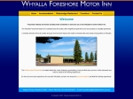 View More Information on Whyalla Foreshore Motor Inn