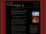 View More Information on Pierres