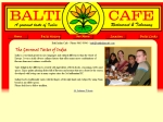 View More Information on Balti Indian Cafe Restaurant & Take Away