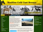 View More Information on Realities Cold Cast Bronze Pty Ltd