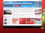 View More Information on Bridgestone Australia, Rockhampton CBD