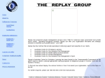 View More Information on The Replay Group