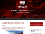 View More Information on Motolec, Mansfield