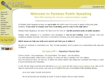View More Information on Painless Public Speaking