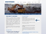 View More Information on Snowden Mining Industry Consultants Pty Ltd