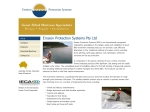 View More Information on Erosion Protection Systems Pty Ltd