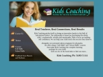 View More Information on Kids Coaching
