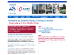 View More Information on Matsu Chilling Systems