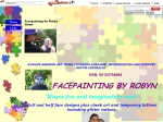 View More Information on Face painting by Robyn