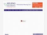 View More Information on Ayling Hearing & Audiology Clinic