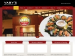 View More Information on Vaby's Mediterranean Grill