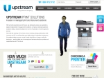 View More Information on Upstream Print Solutions
