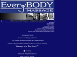 View More Information on Everybody Massage