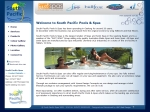 View More Information on South Pacific Pools & Spas