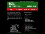 View More Information on Digga Mini Excavations