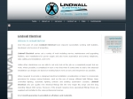 View More Information on Lindwall Electrical Pty Ltd