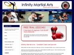 View More Information on Infinity Martial Arts