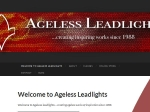 View More Information on Ageless Leadlights