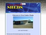 View More Information on Chris Gratton Sheds