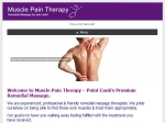 View More Information on Muscle Pain Therapy