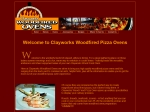 View More Information on Clayworks Woodfired Ovens
