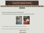 View More Information on Spray Pave Australia-Goldfields