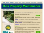 View More Information on BJ's Property Maintenance