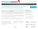 View More Information on Network Dynamics