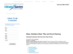View More Information on Clean Savers