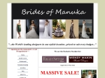 View More Information on Brides Of Manuka