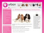 View More Information on Urban Dog Training