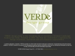View More Information on VERDE Design Group