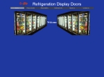 View More Information on C-Rite Refrigeration Display Doors