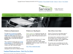 View More Information on Service 8 Windscreens And Auto Glass, Qld