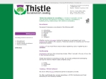 View More Information on Thistle Recruitment & Consulting