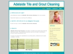 View More Information on Adelaide Tile And Grout Cleaning