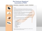 View More Information on Footwear Repairers' Association Of Nsw