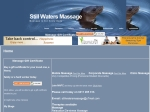 View More Information on Still Waters Massage