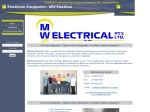 View More Information on M W Electrical Pty Limited