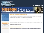 View More Information on Telephone Extensions